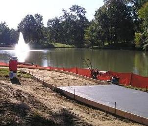 Garvin Park Restoration