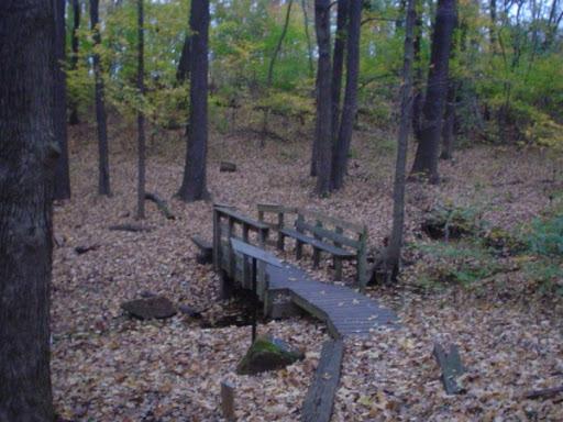 North Woods Nature Trail & Playground